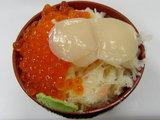 ミニ海鮮丼? +219円