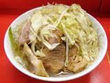 ぶた入りラーメン 野菜ニンニク 600円