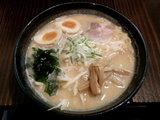 札幌味噌 750円 + 味付玉子 100円
