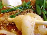 麻辣麺 アップ画像