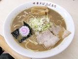 白湯中華 700円
