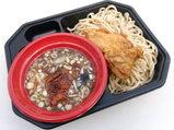 肉天つけ麺 800円 + 肉天 100円