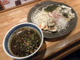 しびれ豚骨 麻つけ麺 太麺 980円