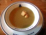 カレー味のスープ