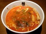 激辛森本らー麺Lv.3 900円