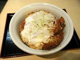 赤いかつ丼 514円