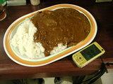 ジャポネ カレーライス(ポークカレー) 800円