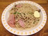 きのこバタースパゲティー 大盛 610円