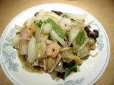 長崎太麺皿うどん