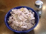十五穀米ご飯(ごま塩付) 小 150円