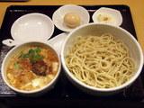 越後味噌流麺 780円 + 味付玉子