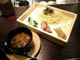 海老ジャンつけ麺 780円