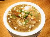 麻油鶏麺 850円
