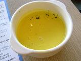 冷製かぼちゃスープ