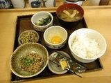 めしや丼 納豆朝食