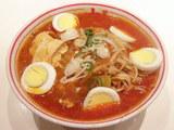蒙古卵麺 820円