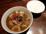 豚汁カレー 990円