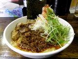 担々麺 サイドビュー