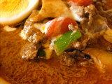 牛肉のパネンカリー アップ画像