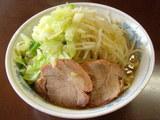 らーめん 野菜増し 650円