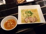 野菜ブロードのスープつけ麺 850円