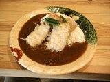 豚天ぷらカレー