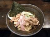 季節の限定汁なし きのこ辣醤麺 並 800円