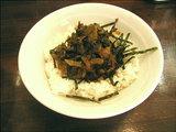 高菜ご飯 250円(ランチ時セットで+150円)