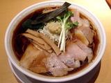 生姜醤油らぁ麺 680円