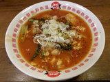 太陽の酸辣トマト麺 900円