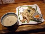 タイ国伽哩チョコつけ麺 980円