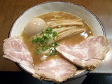 「ちゃうしゅう麺」900円 + 「あじ玉」100円