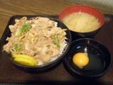 ミニすた丼 480円