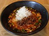 紅湯麺 800円