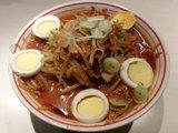 味噌卵麺 850円