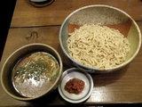 限定 梅塩つけ麺 中盛 800円