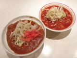 冷味丼 + 半北極ラーメン 850円