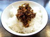 サービスライス + 辛子高菜