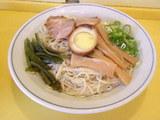 「桂花の○温つけめん」の麺