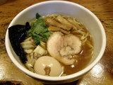秋味2009 720円 + 味玉 100円