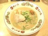天下一品 肉味噌カレー醤こってり麺