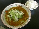 担々麺 700円