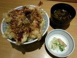 特製ソース天丼 800円