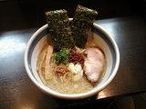 塩本鰹らー麺 770円