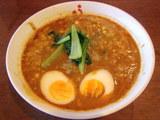 うま馬担々麺680円 + サービス味玉