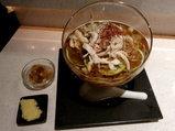 シトラスライムの風 生姜のグラニテ、辛子ムース添え 800円