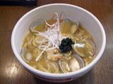 潮騒らぅ麺 950円