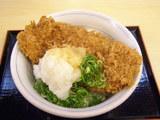 ロースカツのねぎおろしカツ丼 577円→472円