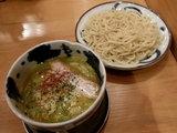 グリーンカレーつけ麺 880円