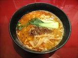 伽 口厘 坦 々 麺